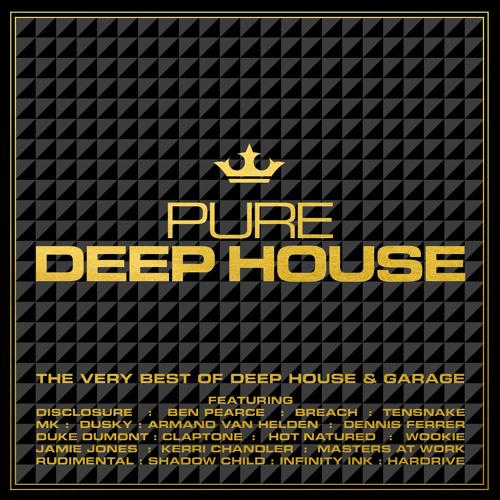 Pure Deep House - CD3 Mini Mix