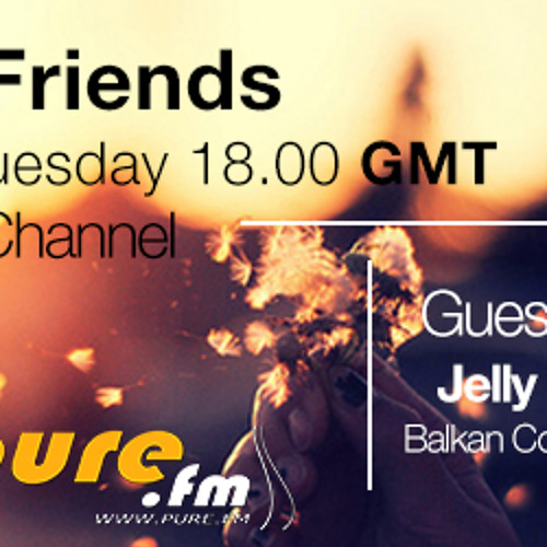 PHW & Friends 011 (Incl. Jelly For The Babies Guest Mix) [10th of December 2013] on Pure.FM