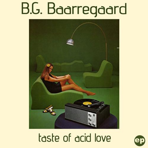 4. B.G. Baarregaard - Gone