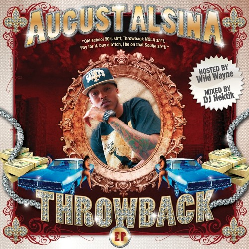 "August Alsina ""Slow Motion"""