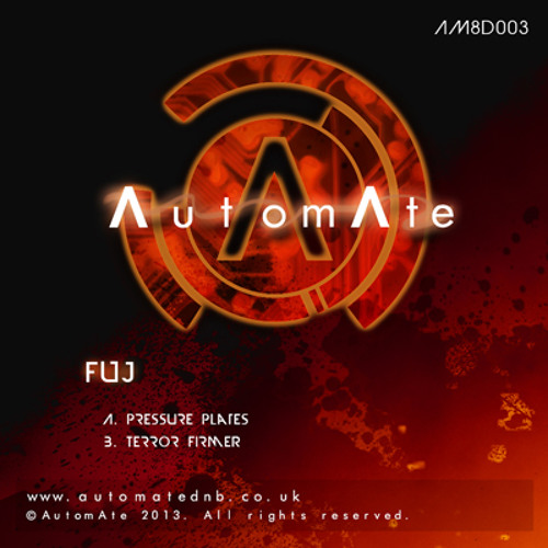 Fuj - Terror Firmer - AM8D003 - Out Now!