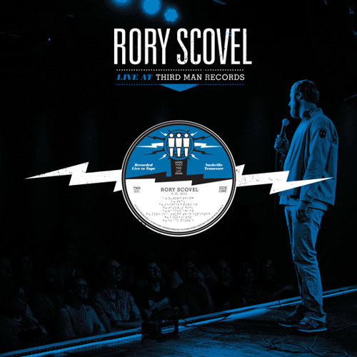 Rory Scovel - Clip from Live at Third Man Records