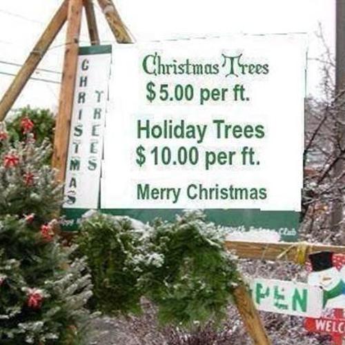Annual Kiwanis Christmas Tree Sale