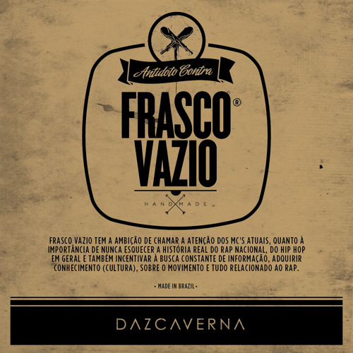 DazCaverna - Frasco Vazio [Prod. Dj Baxinho]