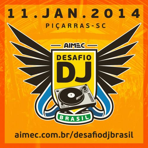 Desafio DJ Brasil 2014 @ House Concept - Infinity and Beyond