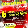 MERRY CHRISTMAS PARTY - BEST SIDE VIERNES 13