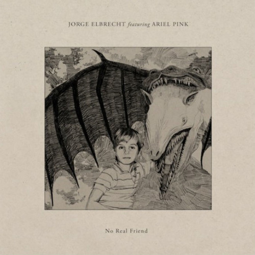 Jorge Elbrecht Feat. Ariel Pink - No Real Friend