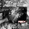 Rebecca Black - Saturday (Rex Remix)