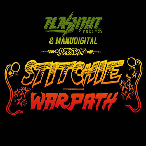 Stitchie - War Path [Flash Hit Records & Manudigital 2013]