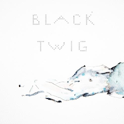 Black Twig: Pastel Blue
