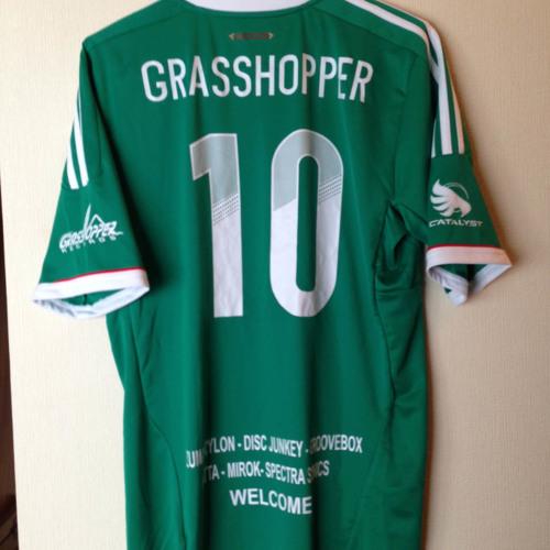 GRASSHOPPER TRAX 2013