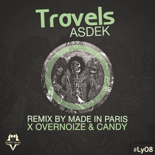 Asdek - Travel (Made In Paris Remix)
