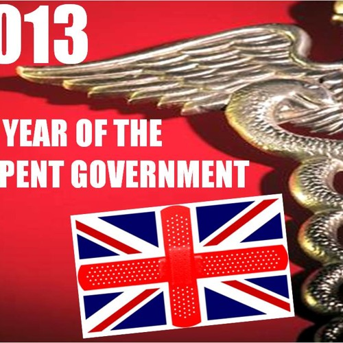 '2013: The Year Of The Serpent Government' - December 11, 2013