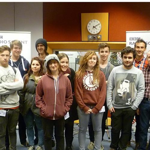 Radio Solent Mentions Totton College