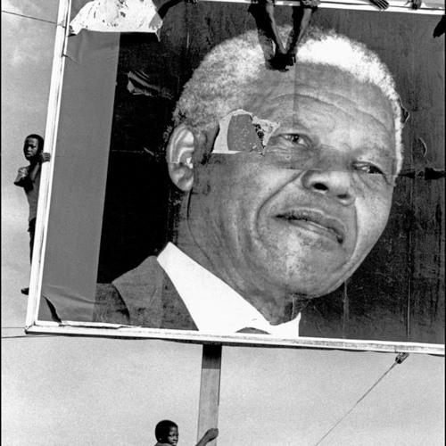 "Nelson Mandela -Speech ""Free At Last"", May 1994"