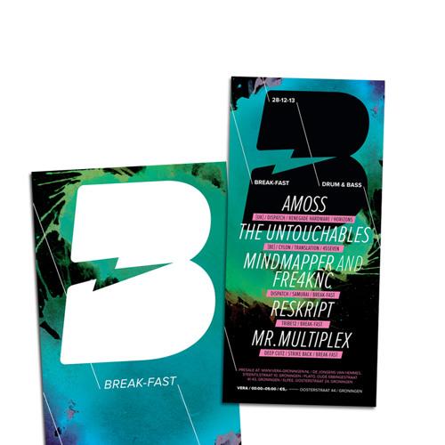 Amoss - Break-Fast XXXVIII Promo Mix (December 2013)