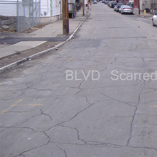 "JustMe ""BLVD Scarred (feat. Deacon the Villain)"""