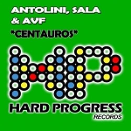 Antolini,Sala & AVF - Centauros  /  Hard-progress 0010