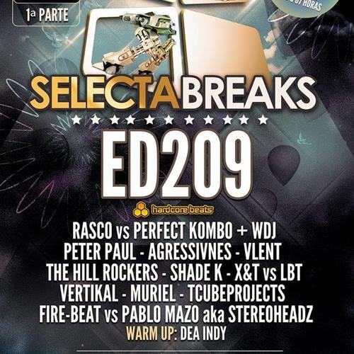 StereoHeadz - Selecta Breaks 2013 Promo Mix