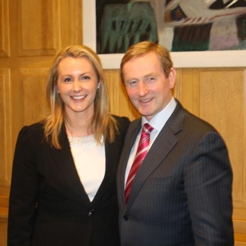 An Taoiseach Enda Kenny ar 20 Bliain