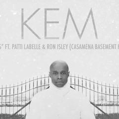 "Kem ft. Patti LaBelle & Ron Isley - ""Jesus"" (Casamena Basement Remix)"