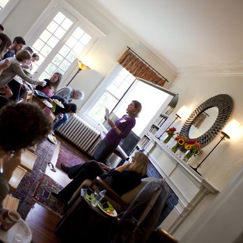 Diana Butler Bass Workshop at the Bonhoeffer House