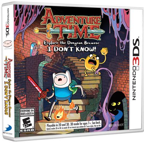 Adventure Master Title