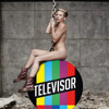 Miley Cyrus - Wrecking Ball (Televisor Bootleg)