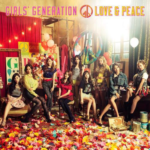 Girls' Generation: Karma butterfly ~ Unnieverse remix