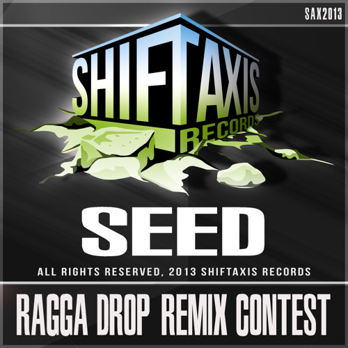 RAGGA DROP REMIX CONTEST 2013-SEED-DUB AGAINST POLICE