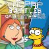 Marge Simpson vs Lois Griffin. Epic Rap Battles of Cartoons 25.