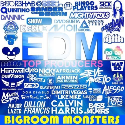 EDM MONSTERS