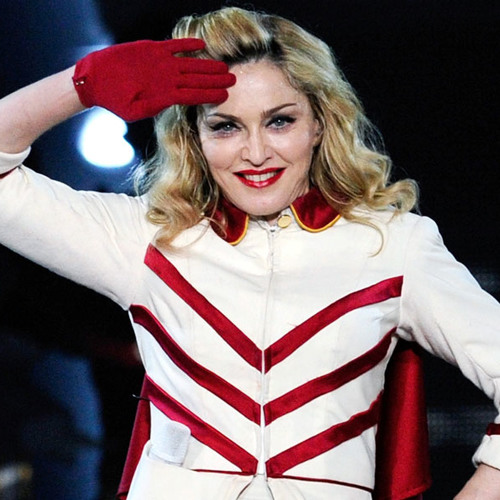 Madonna Crowned by Forbes as Highest-Paid Woman in Music