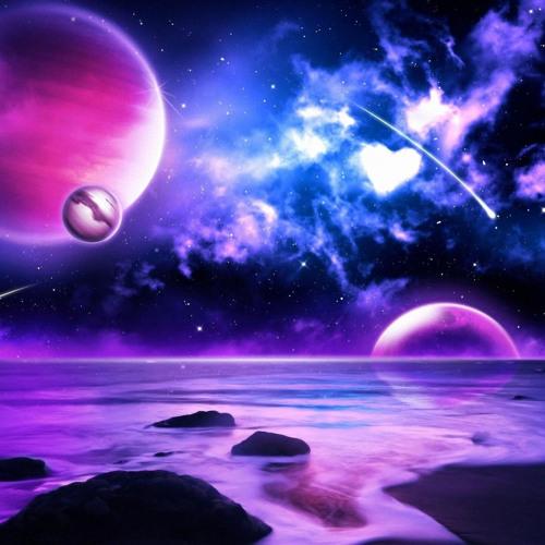 紫水晶の海と金剛石の空 (the sea of amethysts, the sky of diamonds)