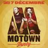 Dj Reverend P @ Motown Party, Djoon, Saturday December 7th, 2013