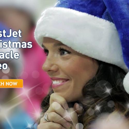 WestJet Christmas Viral Video - John Derringer - 12/13/13