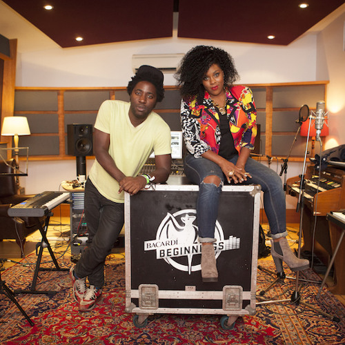 Kele Okereke & Bobbie Gordon - Down Boy (BACARDÍ Beginnings)