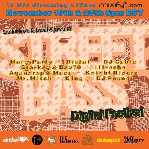 ill-esha - Street Bass Digital Festival Set