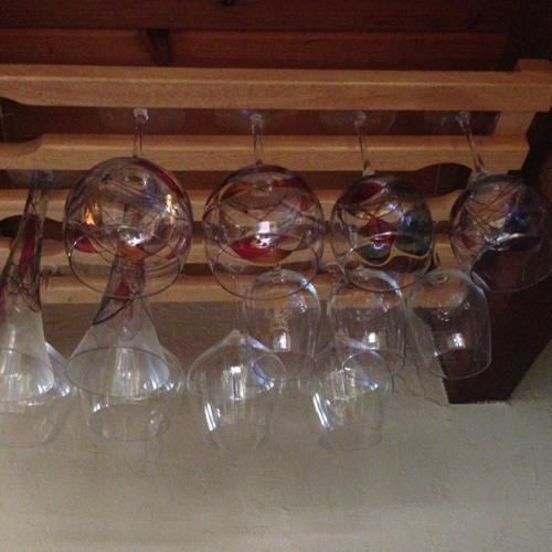 Wine Glass Rack Loop 01