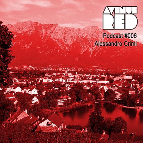 Avenue Red Podcast #006 - Alessandro Crimi