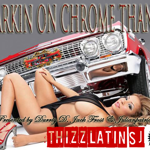 "REDRUM - GHETTO POETRY - ""SHARKIN ON CHROME THANGZ MIXTAPE"""