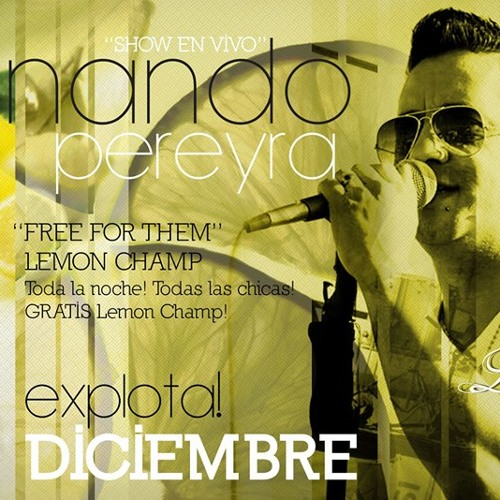 SP  -  Ladrillo Disco (1606) Ferbnando Pereyra 13 - 12 - 2013
