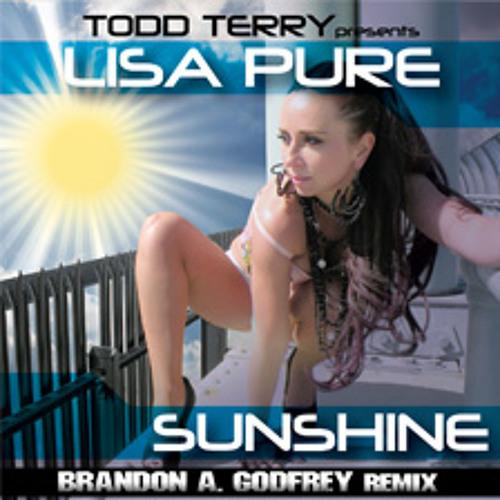 Todd Terry presents Lisa Pure 'Sunshine' (Brandon A. Godfrey Remix) EDIT