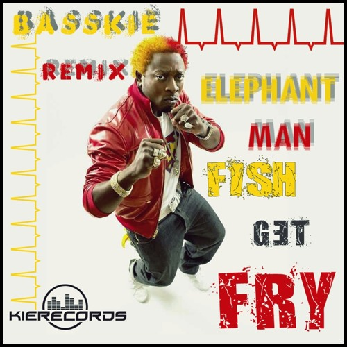 Elephant Man - Fish Get Fry (BassKie Remix) 2013