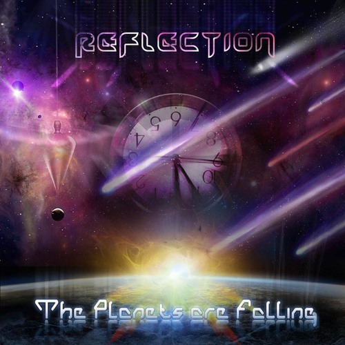 Reflection - The Planets Are Falling (Ep Promo) December 2013