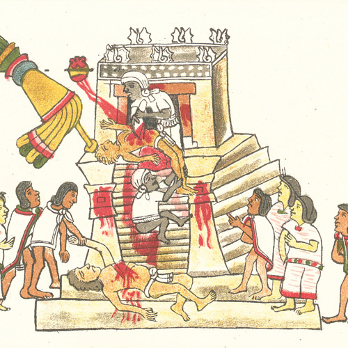 The Temples Of Tenochtitlan