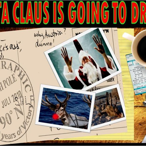 'Santa Claus Is Going To Drown' - December 12, 2013