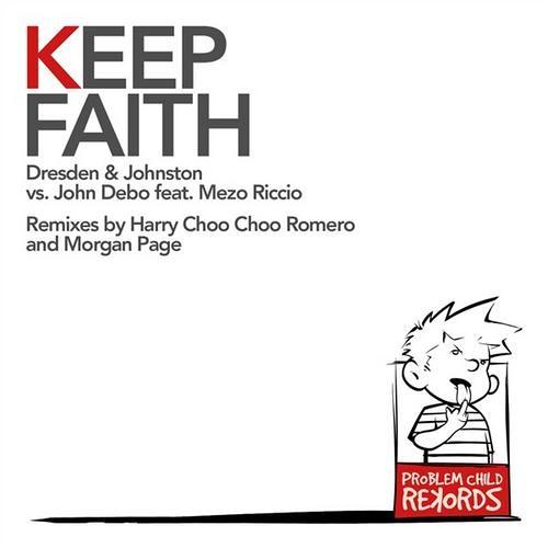 Keep Faith  [Morgan Page Mix]