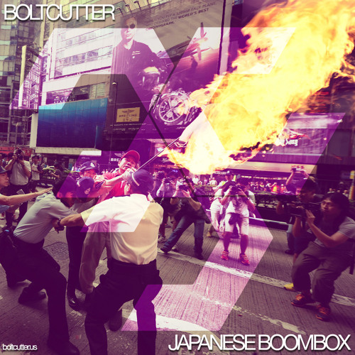 Japanese Boombox // free download