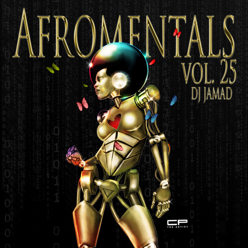 AFROMENTALS VOL. 25 (Cover Design by CpTheArtist)